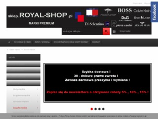 Royal Shop